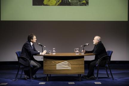 De izda. a drcha.: Íñigo Alfonso y Juan Bordes