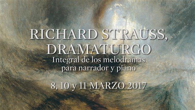 Los melodramas de Strauss