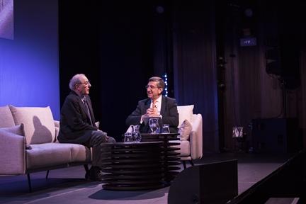 Conversations at the Fundación: Emilio Gutiérrez Caba