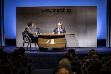 Memories of the Fundación : Luis María Anson interviewed by Íñigo Alfonso