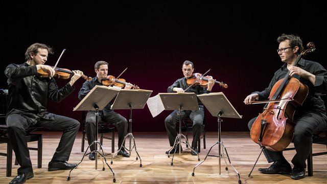 Cuarteto nº 14 en La menor Op. 132 de Beethoven