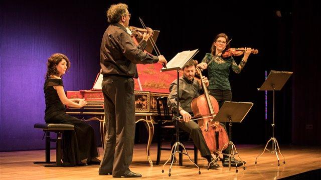 Música en la corte de Cristina de Suecia
