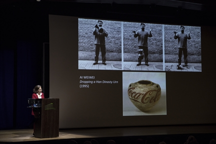 Lecture Series : Ancient Ceramics from Three Continents (III). Ceramics and Culture in China