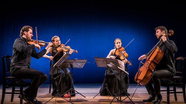 Symphonic Quartets: Schubert and Janáček