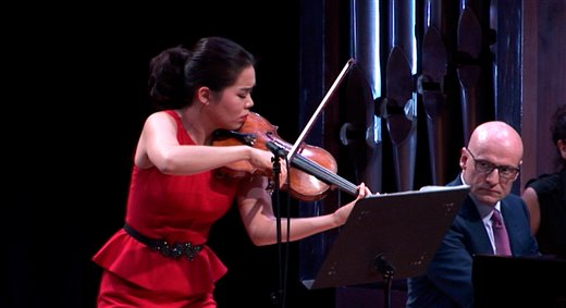 Foto de Esther Yoo y Robert Koenig