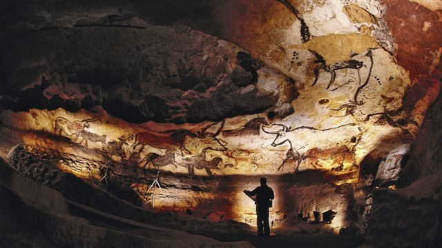 What is Paleolithic Cave Art?