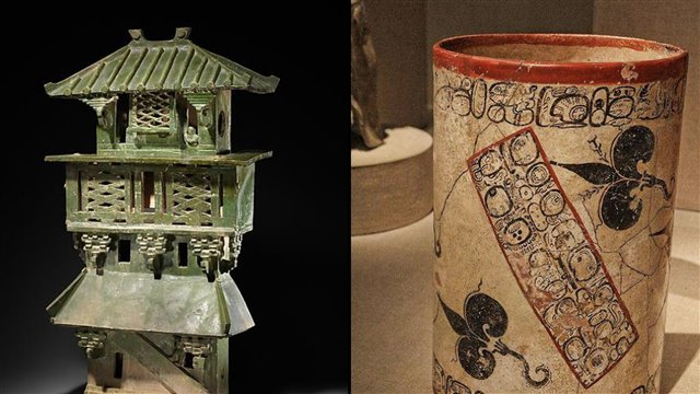 Chinese and Pre-Colombian Ceramics