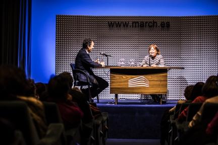 Memories of the Fundación: María Jesús Viguera