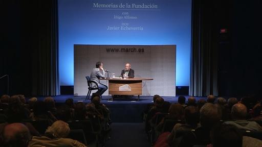 De izda. a drcha.: Íñigo Alfonso y Javier Echeverría
