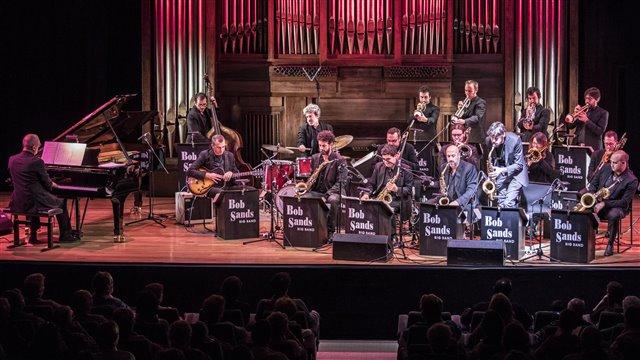 Duke Ellington, por Bob Sans Big Band