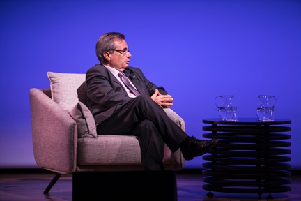 Conversations at the Fundación : Rafael Matesanz in dialogue with Antonio San José