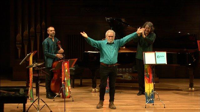 El aula del centenario. 30 años de música española contemporánea