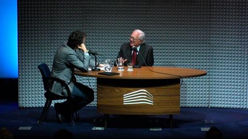 De izda. a drcha.: Íñigo Alfonso y José Ángel García de Cortázar