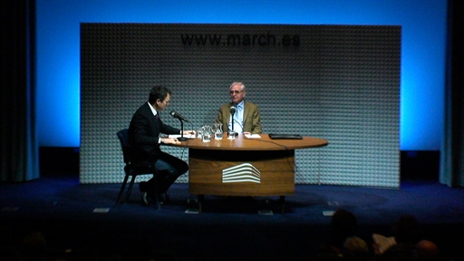De izda. a drcha.: Íñigo Alfonso y Leonardo Romero Tobar