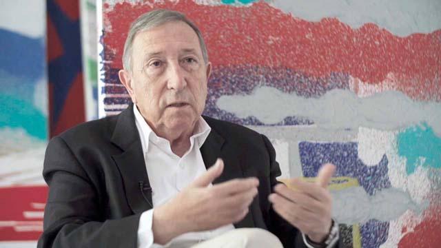 Asia y yo: Juan Navarro Baldeweg