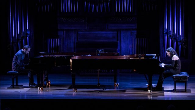 Musical encounters: Jazz & classical music. Ragtime inspires the classics