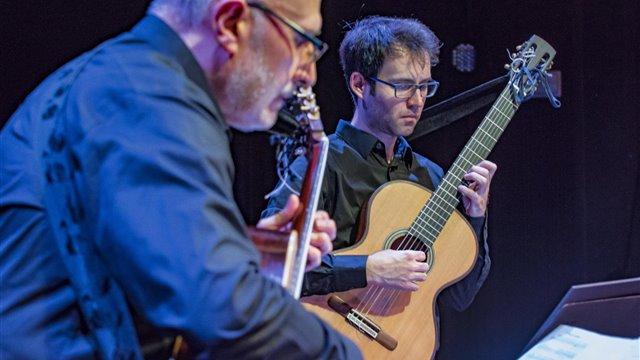 Ferandiere: dúos para dos guitarras