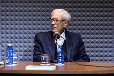 Memories of the Fundación : Antonio-Miguel Bernal interviewed by Íñigo Alfonso