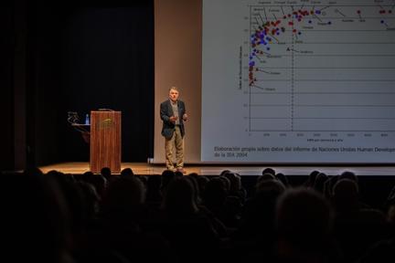 Ciclos de conferencias: Cambio climático y transición energética (I). Cambio climático y transición energética (I)
