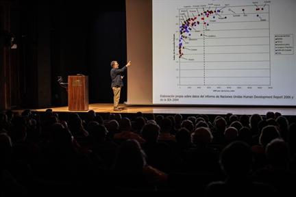 Lecture Series: Cambio climático y transición energética (II). Cambio climático y transición energética (y II)
