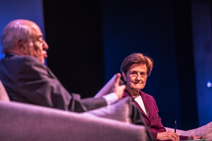 Intellectual Autobiography : Adela Cortina in dialogue with José Antonio Marina
