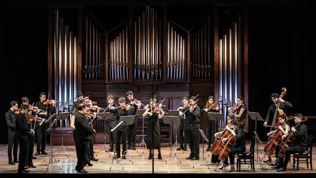 Young Performers: RCSMM String Orchestra