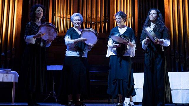 De las cantigas medievales al canto popular