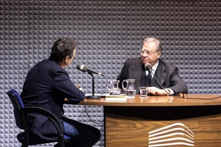 De izda. a drcha.: Íñigo Alfonso y Jaime Siles