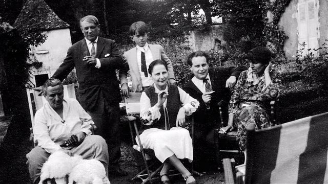 París 1918-1945: Picasso, Le Corbusier, Breton