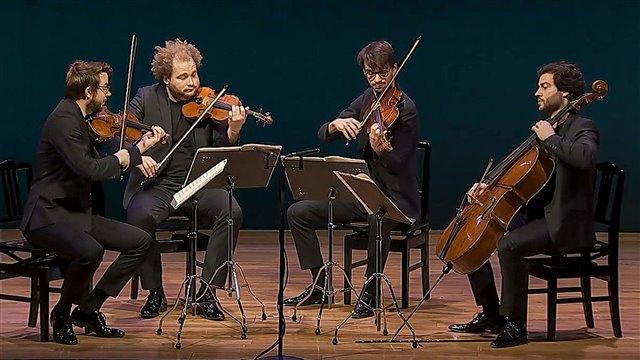 Cuartetos de cuerda: Mendelssohn y Debussy