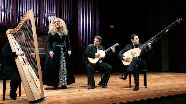 """Monteverdi and the """"Invention"""" of Melody. Lamenti della ninfa"""