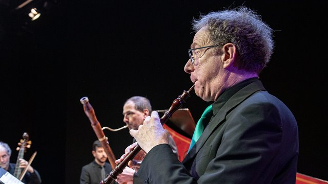 The Baroque oboe