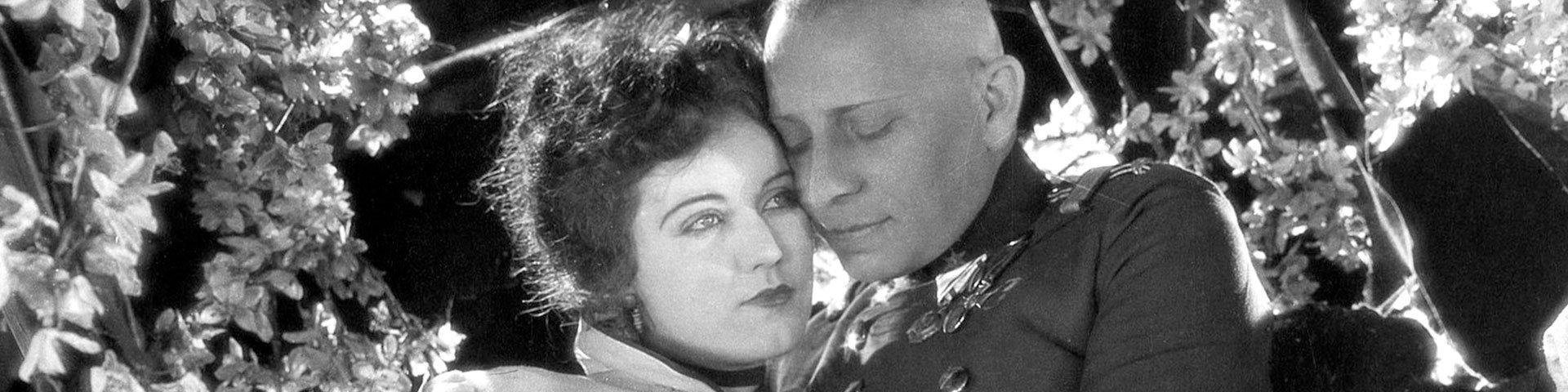 """""""La marcha nupcial"""" (1928) de Erich von Stroheim"""