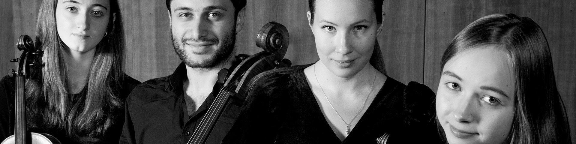 Cuarteto Mendelssohn de BP and Samuel Palomino