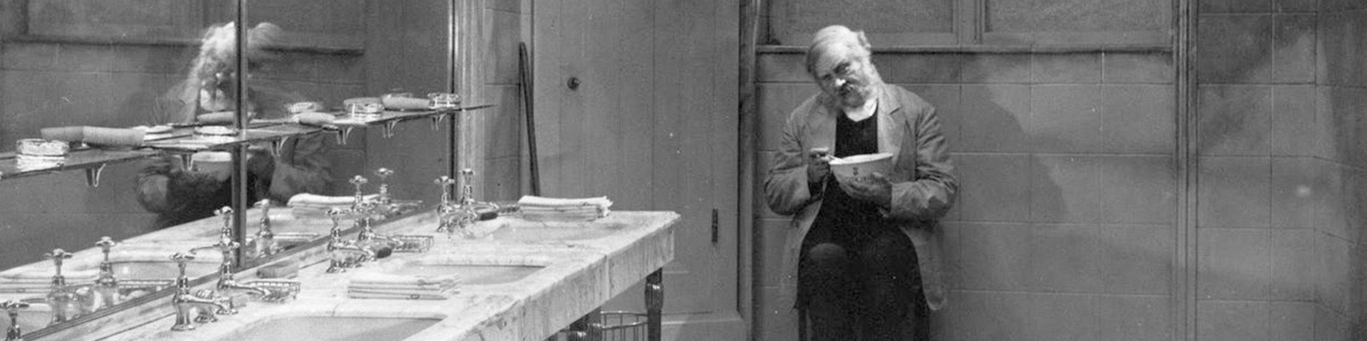 """""""The Last Laugh"""" (1924) by F. W. Murnau"""