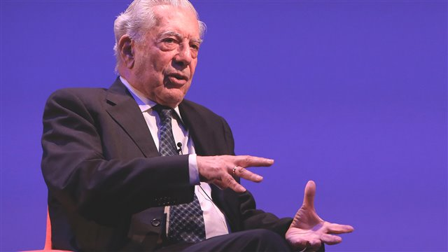 "Mario Vargas Llosa: ""Onetti symbolises the raison d'être of fiction better than any other writer"""