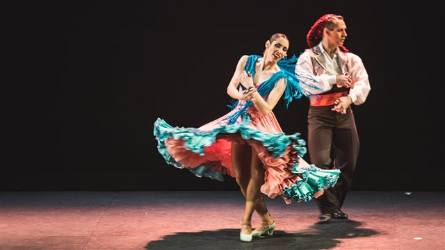 La danza española