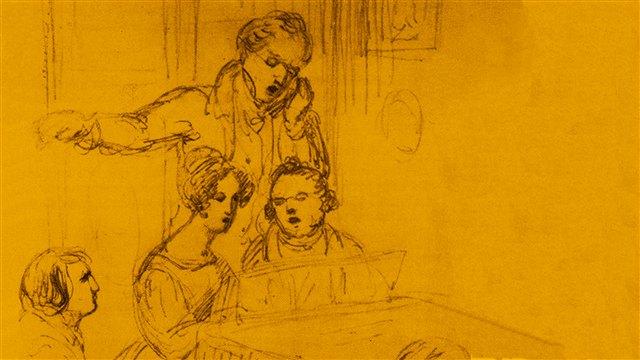 History of Lied: origin and splendour