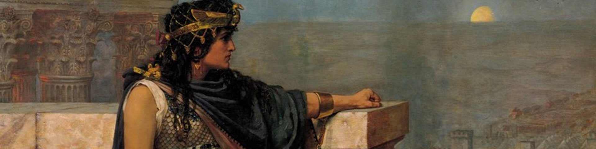 Zenobia of Palmyra, creator of an Eastern empire