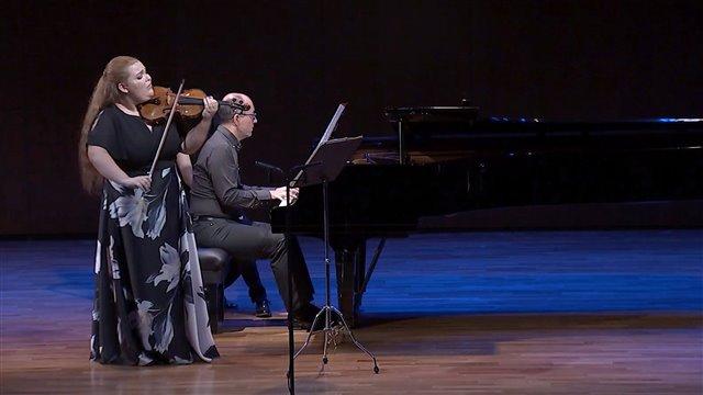 Clara Schumann: Three romances Op. 22