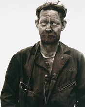 Doug Harper, Coal Miner, Somerset, Colorado, 8/29/80