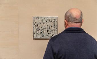 Willem de Kooning: 'Zot' (1949) por Alfonso Albacete