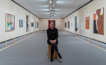 La exposición por Beatriz Cordero
