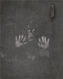 "Francisco Gómez. ""Hand Prints"", 1960"