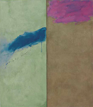 """Doble K. Colgado teñido"" [Double K. Hung Dyed], 1978"