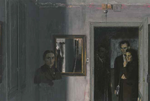 """Figuras en una casa,"" [Figures in a House] 1967"