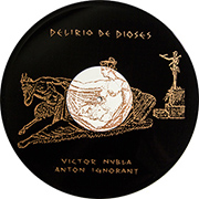 "Victor Nubla y Antón Ignorant. ""Delirio de Dioses"" Frenètic Records, 1986. Biblioteca Fundación Juan March"