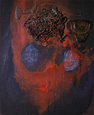 Modest Cuixart, 'Ratacat', 1962. Colección particular