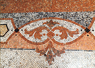 Detail Of the inner