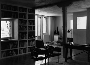 The library of Fernando Zóbel, 1962